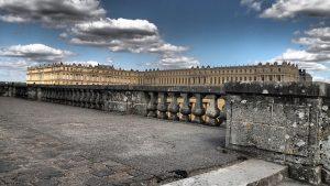 Versailles . Imagen by Pixabay.