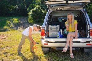 Cuidar nuestra nevera camping
