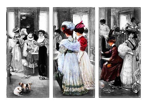 6 Sagas inolvidables de la novela romántica histórica