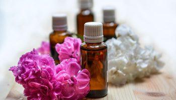 Flores y aceites esenciales