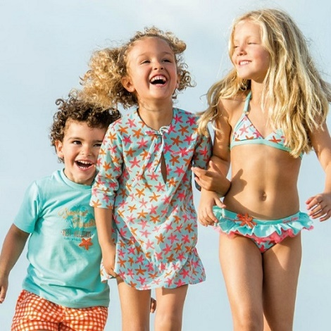 Bañadores niño, tendencias para el verano 2016
