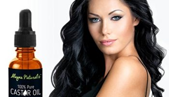 Aceite de ricino para el cuidado de la piel y el cabello