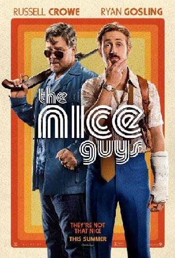"""Crítica de """"Dos Tipos Peligrosos"""", con Ryan Gosling, Russell Crowe y Matt Bomer"""