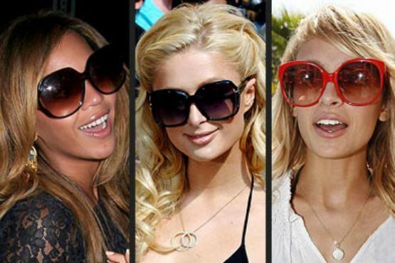 gafas de sol de mujer retro