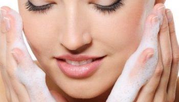 limpieza facial e hidratación