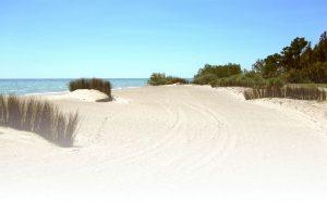Playas de uno de los mejores campings costa española