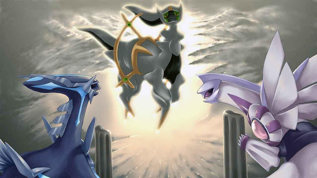Ya se puede obtener a Arceus en Pokémon X/Y y Rubí Omega/Zafiro Alfa