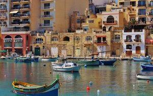 Malta para estudiar B2 inglés