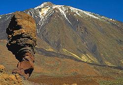 Parque Nacional del Teide, de los mejores para ver con niños