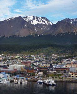 Viaje al fin del mundo en la Patagonia