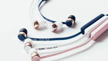 Auriculares inalambricos Sudio Vasa Bla