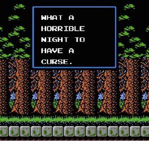 castlevania, de NES Juego