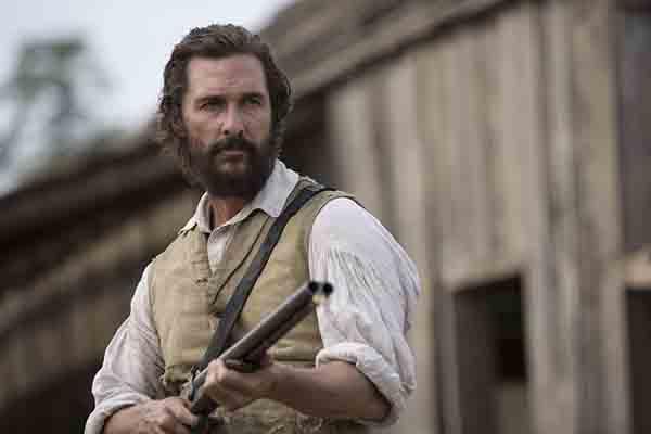 """Crítica de """"Los hombres libres de Jones"""", con Matthew McConaughey"""