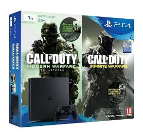 mejores packs PS4 Navidad Reyes Magos - Consola call of duty