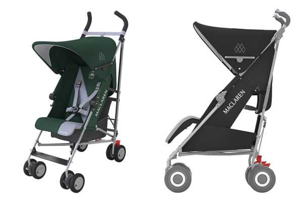 Carros MacLaren: precios de sillas de paseo
