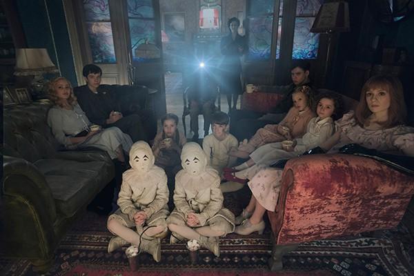 """Crítica de """"El hogar de Miss Peregrine para niños peculiares"""", de Tim Burton"""