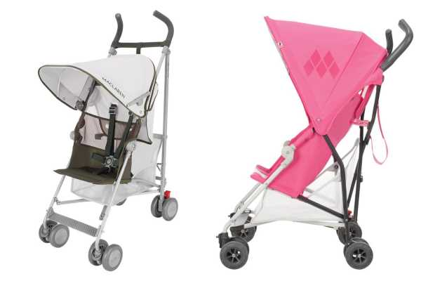Precios MacLaren: dónde comprar sillas de paseo
