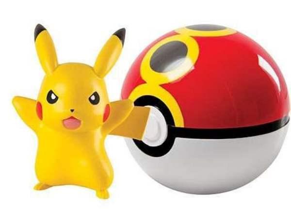 Pokeballs para cinturón Pokemón