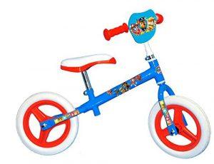 Bicicletas sin pedales Paw Patrol para niños