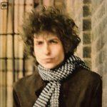 Bob Dylan portada disco blonde