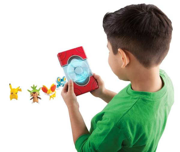 Pokedex, el juguete Pokemón de moda