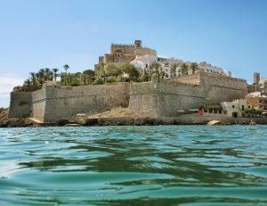 escenarios de Juego de Tronos, castillo de Papa Luna