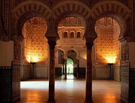 Escenarios de Juegos de Trono, Sevilla