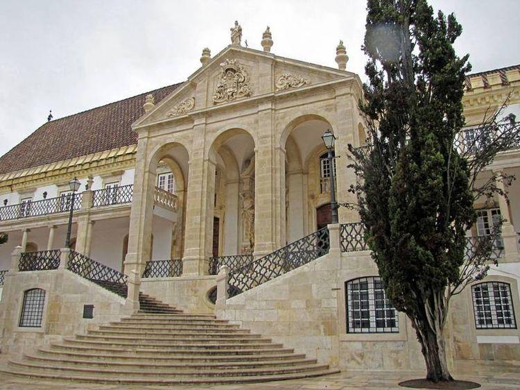 Turismo en Portugal: Coimbra, velha universidade