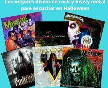 Discos de Rock para escuchar en Halloween