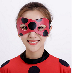 Disfraces Ladybug máscara
