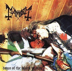 Mayhem – Dawn of the Black Hearts - Portada Original