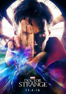 Doctor Strange Marvel película
