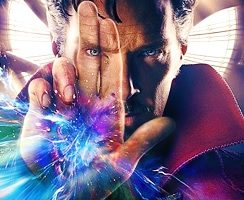 Doctor Strange Movie (2016)