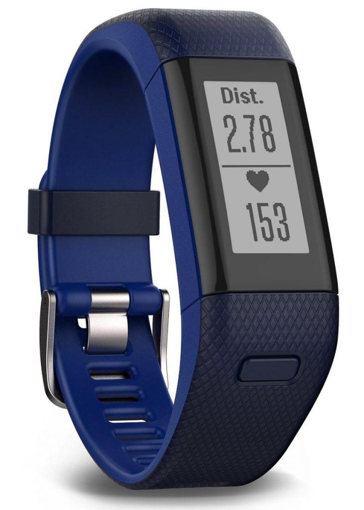 Pulsera running con GPS: GArmin Vivosmart HR+