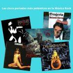 Las portadas más polémicas en la música rock y el heavy metal