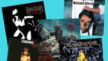 Las cinco portadas más polémicas en la música Rock