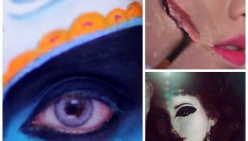Maquillajes Halloween tutoriales
