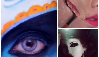 Maquillajes Halloween tutoriales