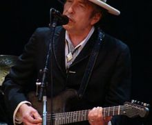 Bob Dylan cantante