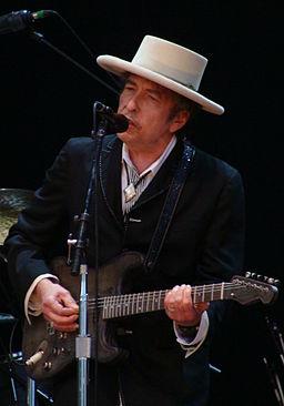 Bob Dylan, galardonado con el premio Nobel de Literatura 2016