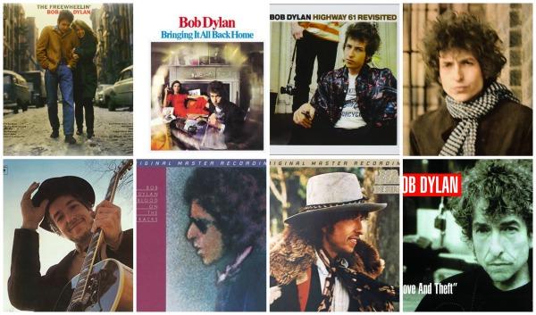 8 Discos imprescindibles para (re)descubrir a Bob Dylan