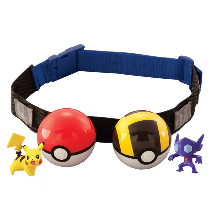 Pokemón cinturón Clip'n', la mejor manera de llevar tus Pokeballs