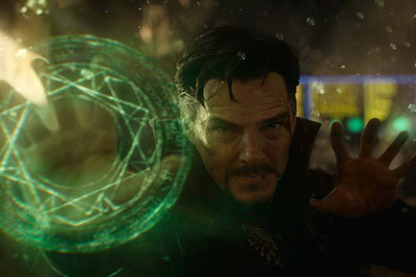 """Crítica de """"Doctor Strange (Doctor Extraño)"""", con Benedict Cumberbatch"""