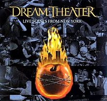 Dream Theather - Live Scenes from New York, 2001