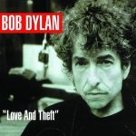 Caratula disco love and theft bob dylan