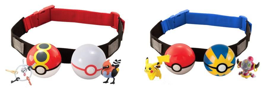Regalos Pokemón: cinturón Pokemón para Pokeballs