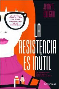 Novela chick lit romántica ciencia ficción