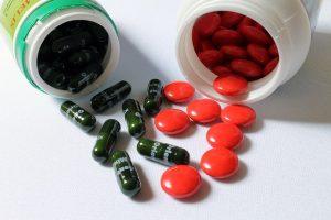 Píldoras y vitaminas