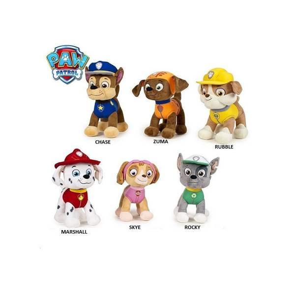 Patrulla de Cachorros: peluches