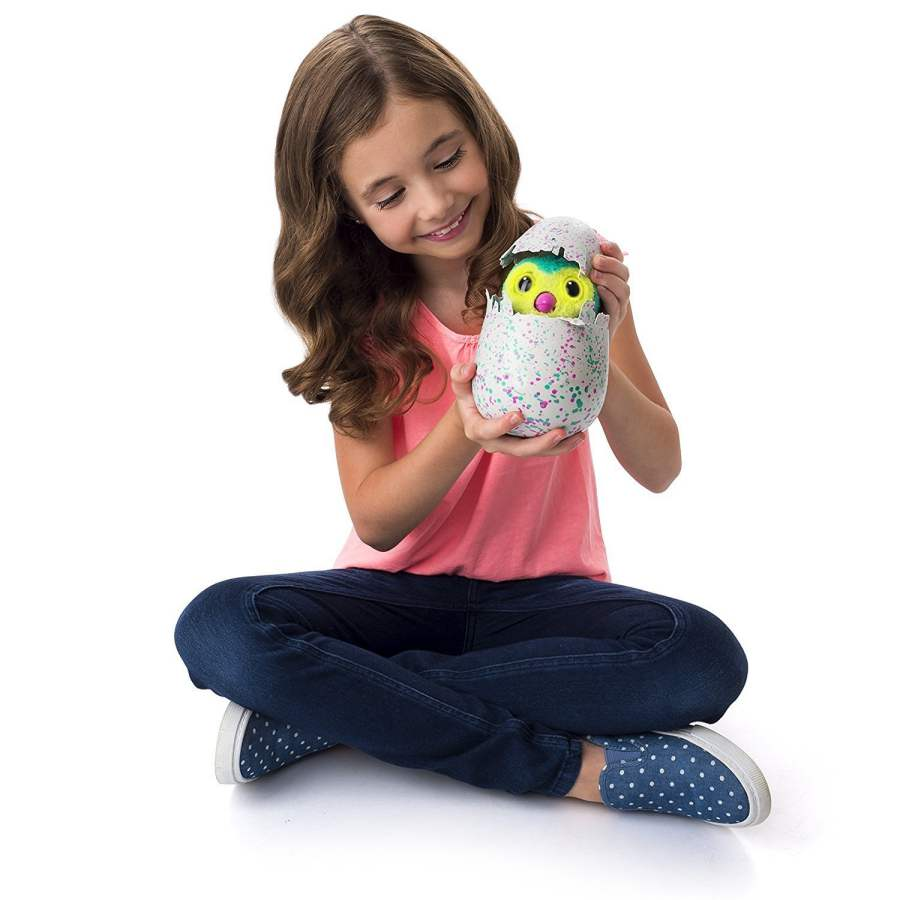 Hatchimals, mascotas virtuales